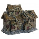 House with Roots Aquarium Ornament