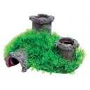 Pipe with Grass