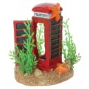 Telephone Box with Plants