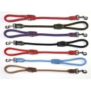 Da Vinci Short Cotton Rope Lead