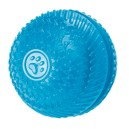 DOG TOY GOR FLEX SQUEAK & TREAT BALL (8CM)