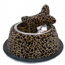 Leopard Dining Bowl
